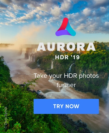 Aurora HDR 2019 on sale for the Holidays