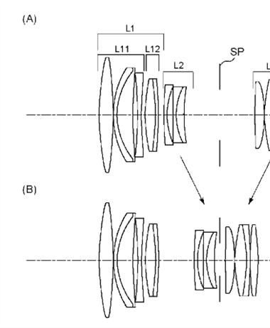 Canon Patent Application: 90mm 2.8 and 100mm 2.8 Macro for the Canon RF