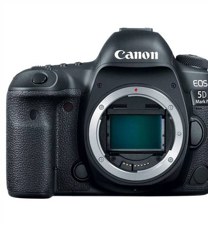 Last Chance for 6D Mark II and 5D Mark IV savings
