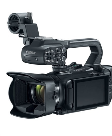 Canon XA40 and XA45 4K camcorders appear in certification