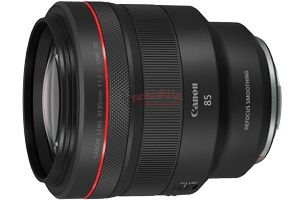 Canon announcing a Canon 85mm 1.2L USM DS soon