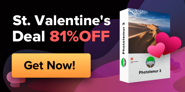 Photolemur Special for Valentine's - 81% off!