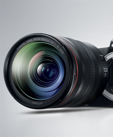 Canon EOS R and RF lens sale