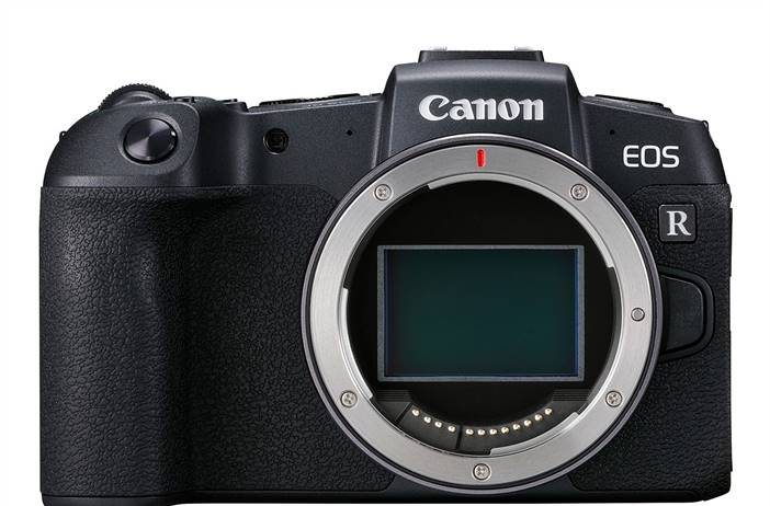 Canon announces the EOS RP