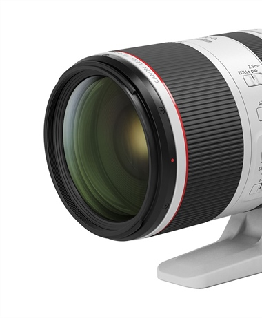 Canon Announces the Development of 6 EOS RF lenses