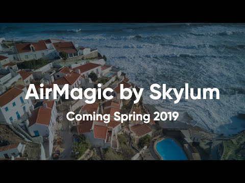 Skylum announces the development of AirMagic - software for drone...