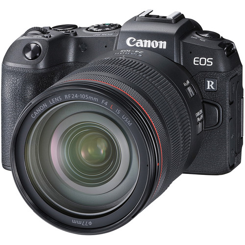 Canon EOS RP to start shipping Wednesday