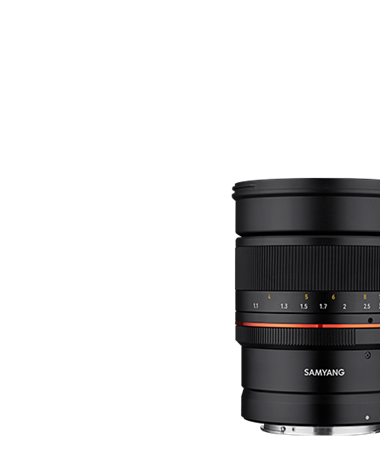 Saymang announces the 85mm and 14mm for the RF mount