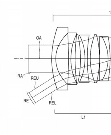 Canon Patent Application: Defocus Smoothing EF Primes