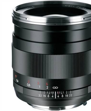 Huge Deal: ZEISS Distagon T* 25mm f/2 ZE Lens for Canon EF