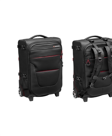 Manfrotto adds four new carry on bags