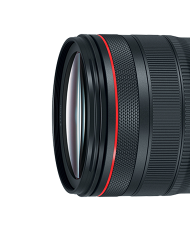 Firmware updates for the Canon RF 24-104 and RF 35mm