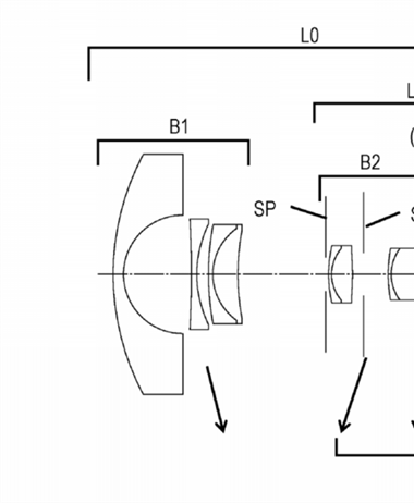 Canon Patent Application: Canon Mirrorless 8-15mm Fisheye Zoom
