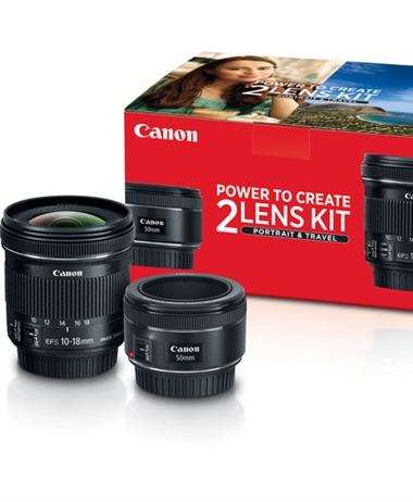 Nifty Fifty Deal for Canon APS-C Users