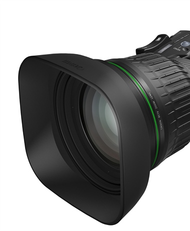 Canon Introduces Two New UHDgc 2/3-Inch Portable Zoom Lenses Designed...