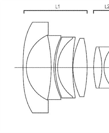 Canon Patent Application: Fast EF Primes