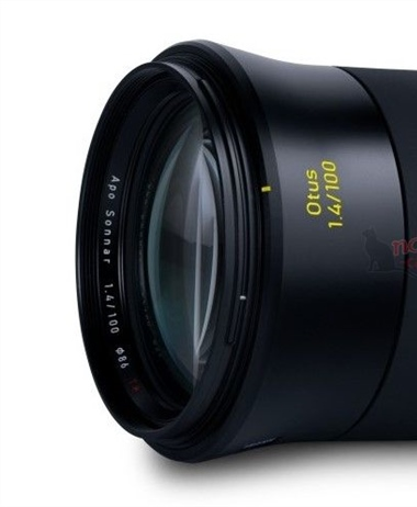 Zeiss Otus 100mm 1.4 is set to launch for the Canon EF mount