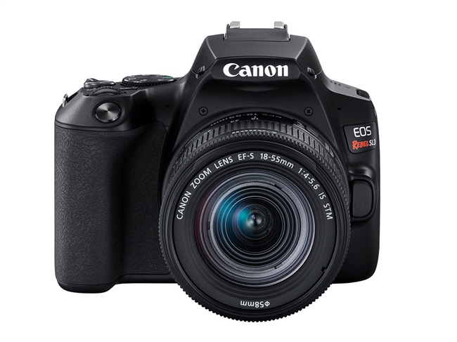 Canon officially announces the Canon Rebel SL3