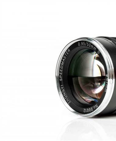 Mitakon Speedmaster 50mm f/0.95 III for the Canon RF mount announced