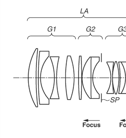 Canon Patent Application: Canon RF 70-200 F4.0