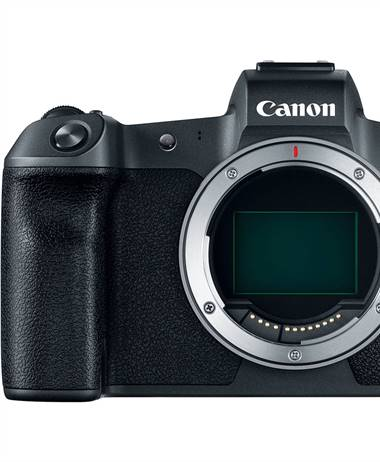 Canon EOS R Version 1.2 firmware now available