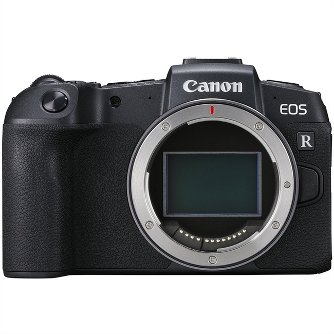 Canon EOS RP Field Test