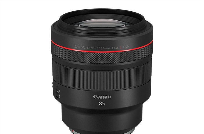 Canon releasing the Canon RF 85mm 1.2L USM first