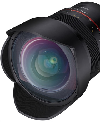 Samyang (Rokinon) 14mm 2.8 and 85mm 1.4 for the Canon RF mount are shipping
