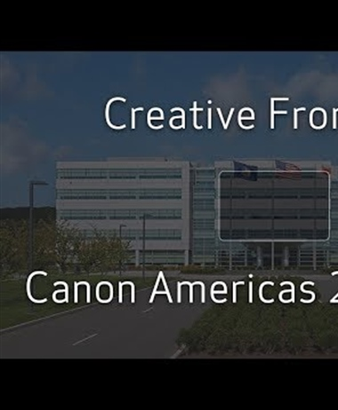 Canon Americas - Promotional Video