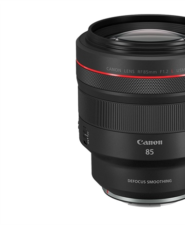 Canon RF lens update - 85mm 1.2L coming out May 9th, 3 more coming out...