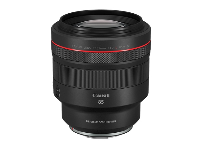 Canon RF lens update - 85mm 1.2L coming out May 9th, 3 more coming out in July