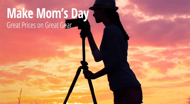 Mother's Day specials from B&H