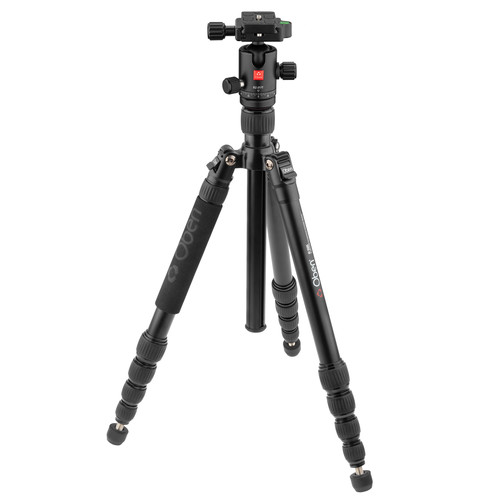 AT-3565 Aluminum Tripod and BZ-217T Triple-Action Ball Head
