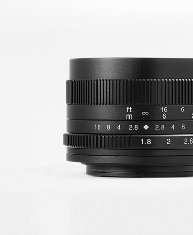 7Artisans announces the 50mm 1.8 for the EF-M mount
