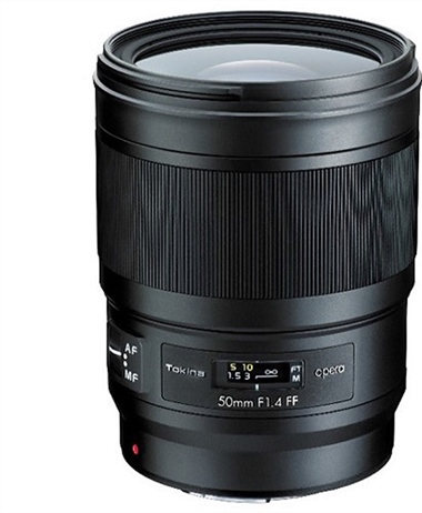 Tokina Opera 50mm F1.4 Review