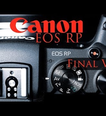 Dustin Abbott reviews the EOS RP