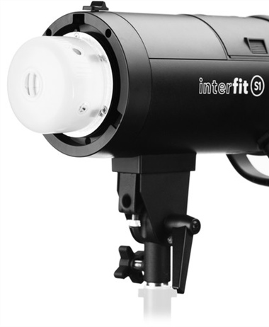 Amazing Deal: Interfit S1 500Ws HSS TTL Battery-Powered Monolight