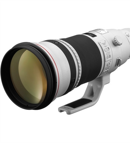 Rumor: A Canon RF 500mm F4.0 IS USM is in development