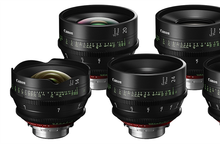 New Sumire Prime Lenses Make Their Hollywood Premiere At Cine Gear Expo