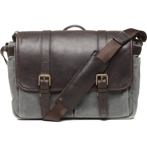 Deal: ONA 50/50 Brixton Camera/Laptop Messenger Bag