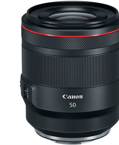 DXOMark tests the Canon RF 50mm F1.2