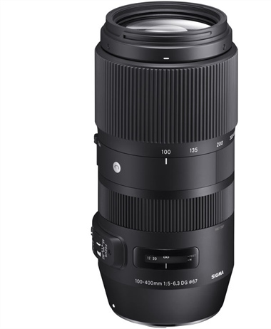 Deal: Sigma 100-400mm f/5-6.3 DG OS HSM Contemporary Lens for Canon EF