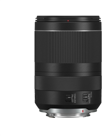 Store released specifications of the Canon RF 24-240mm early