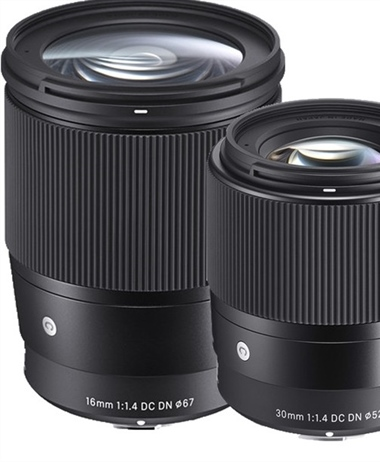 Sigma announces the DN DC line of lenses for the EF-M mount