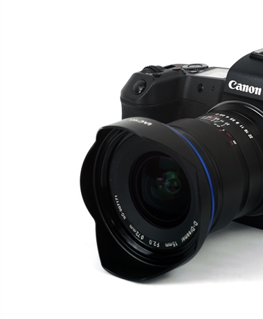 Laowa Optics brings the Laowa 15mm F2 'Zero-D' to the Canon RF