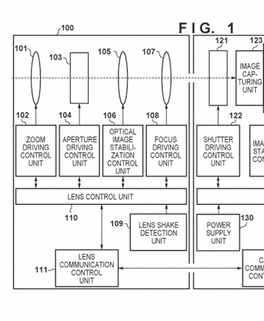 Canon Patent Application: More on how IBIS + IS will work together