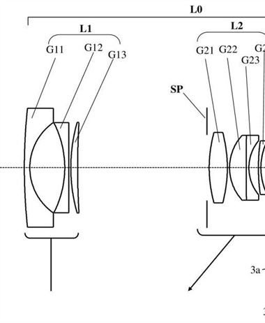 Canon Patent Application: Various lenses for ... Micro Four Thirds...