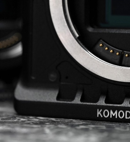 RED Komodo - Canon RF video camera?
