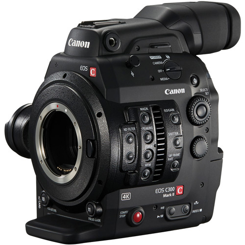 Canon C500 Mark II rumored specifications
