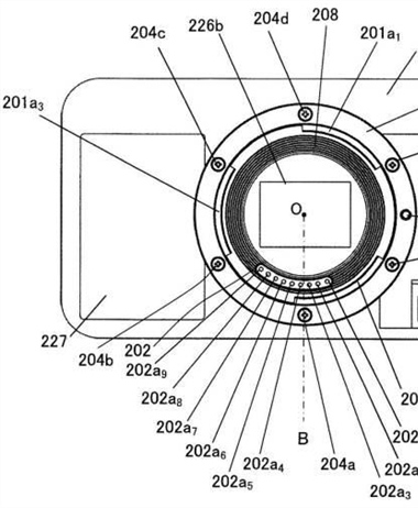 Canon Patent Application: Molded resin mounts coming to the EF-M series